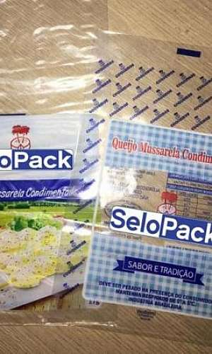 Embalagem a vácuo personalizada