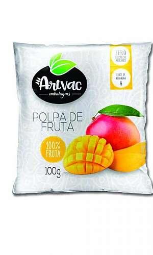 Embalagem para polpa de fruta