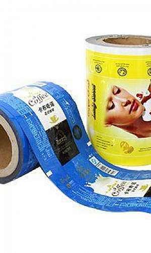 Embalagem personalizada