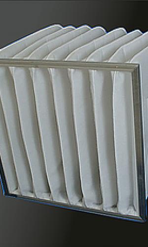 Filtro bolsa ar condicionado