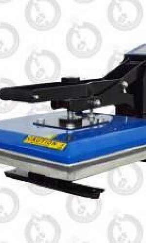 Máquina de estampar tecido