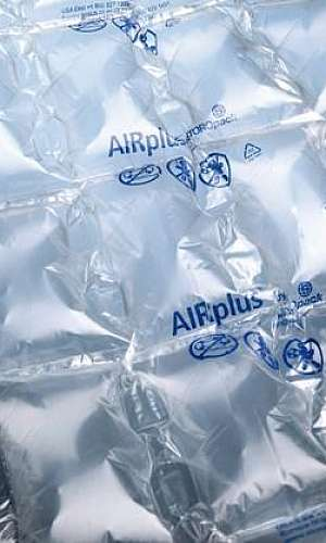 Saquinho de ar para embalagem