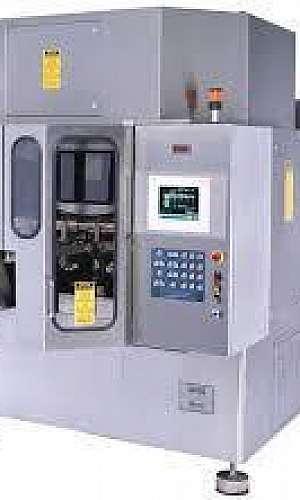 Sistemas de processamento de batoques: (limpeza, siliconização, esterilização, secagem e resfriament